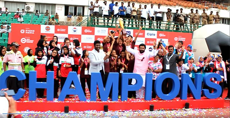 Special Olympics International Football Championship 2019 Closing Ceremony