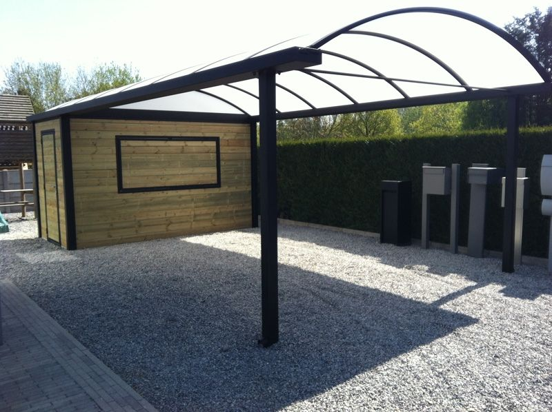 Metallooks Carports Poorten Carport Gazebo Outdoor