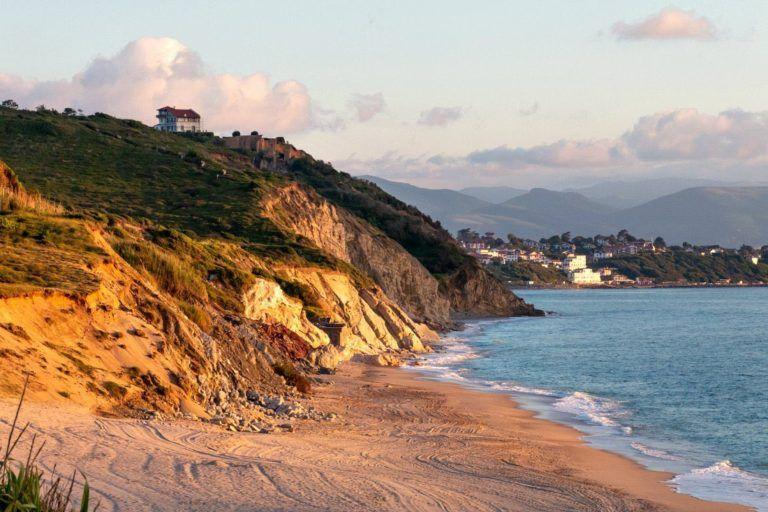 Atlantikküste Frankreich Schöne Orte für Aktivurlaub