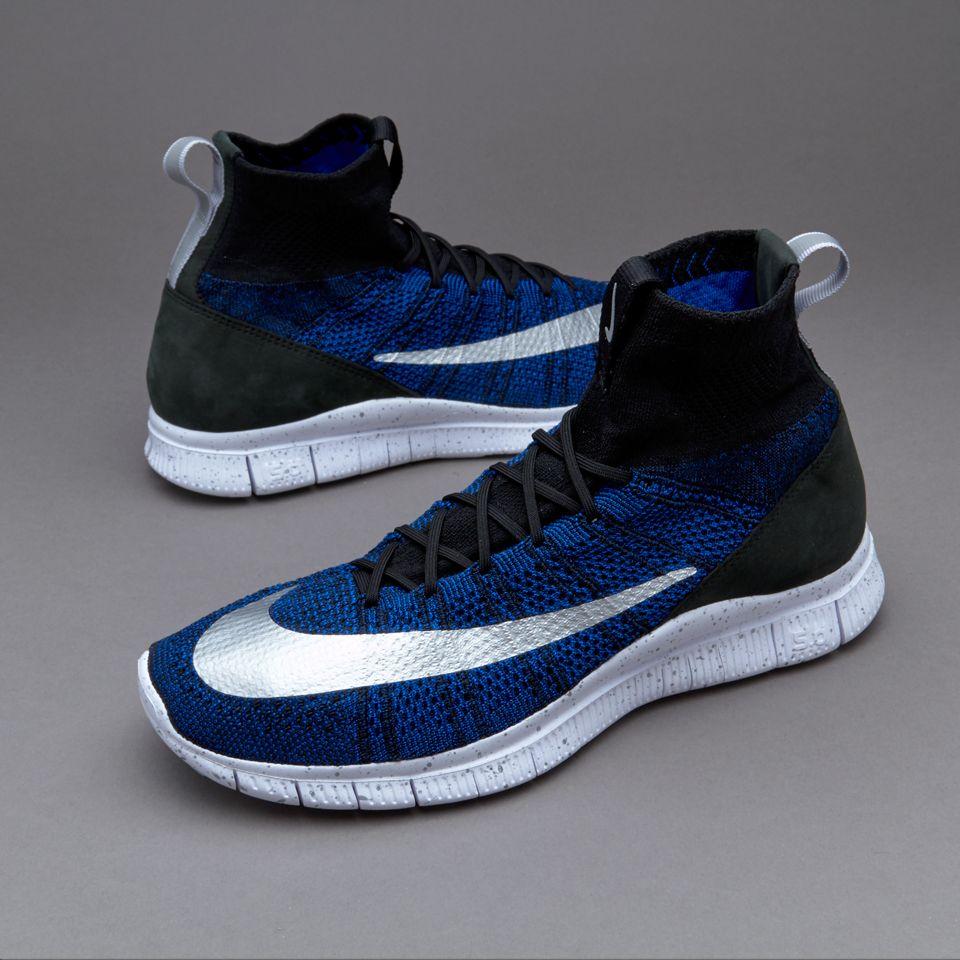 9815939cb8b0 Nike F.C. Free Flyknit Mercurial CR7 - Black | Men Fashion | Nike ...