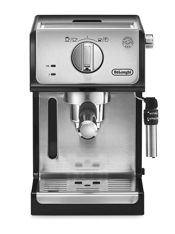 DE LONGHI M/CAFFE' ECP35.31 Machine expresso, Machine à