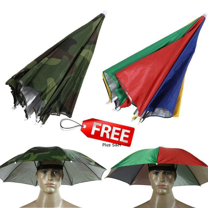 Umbrella Hat Cap Sun Shade  95ce8ad05364