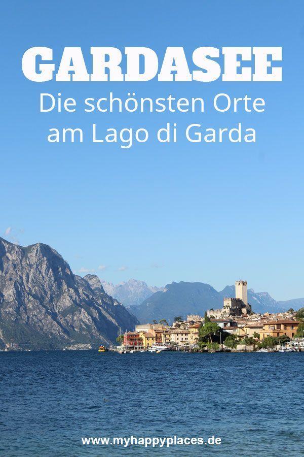 Gardasee: Die schönsten Orte am Lago di Garda