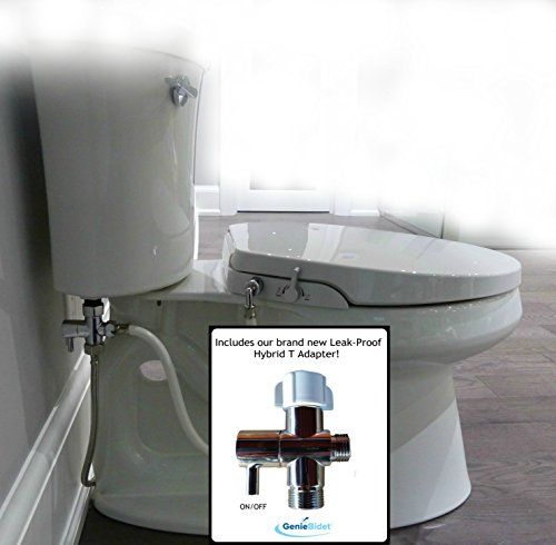 Marvelous Geniebidet Seat Dual Self Cleaning Nozzles Sleek Style Pdpeps Interior Chair Design Pdpepsorg