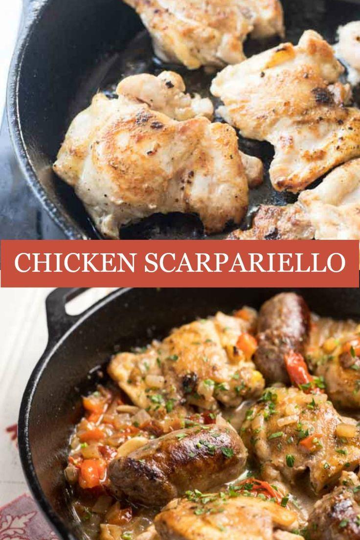 Chicken Scarpariello Recipe   A Communal Table