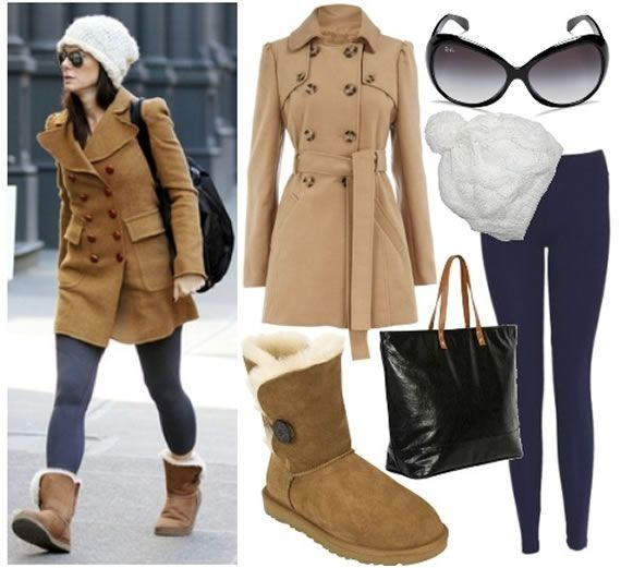 bded77baea0 Ugg boots! Winter Outfits | Wonderful Nails in 2019 | Fashion, Ugg ...