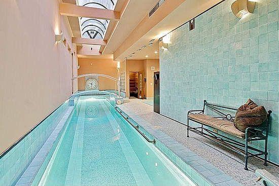 Indoor Pools: Ultimate Laps of Luxury | Zillow Blog...Atlanta GA ...