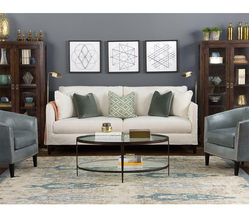 Santa Fe Slipcover Sofa