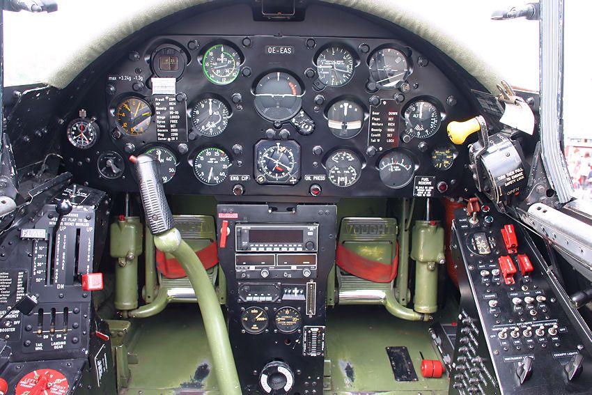 Corsair Cockpit Chance Vought F4u 4 Corsair Cockpit