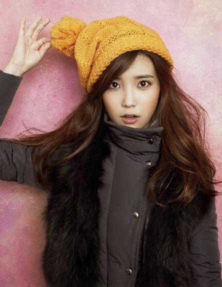 16 K Pop Idols Looking Adorable In Beanies Cute Korean Korean Girl Most Beautiful Faces