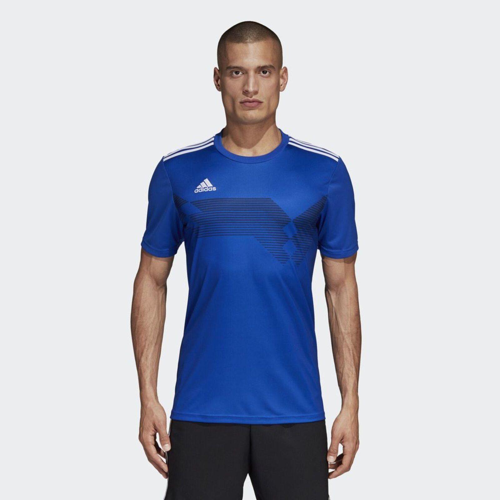 dinastía Leyes y regulaciones Surgir  Camiseta Adidas CAMPEON19 Azul em 2020   Camiseta adidas, Adidas e ...