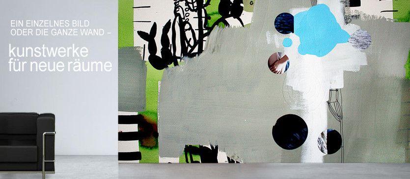 Art in Space  - new wall murals http://www.artefactum-shop.de/