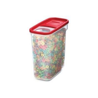 Rubbermaid Modular Cereal Container 4 2 L Cereal Storage Food
