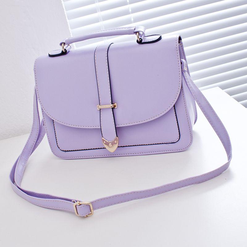 dcb3dde22 62.50] 2015 summer Korean new shaped bag shoulder bag Candy-colored ...