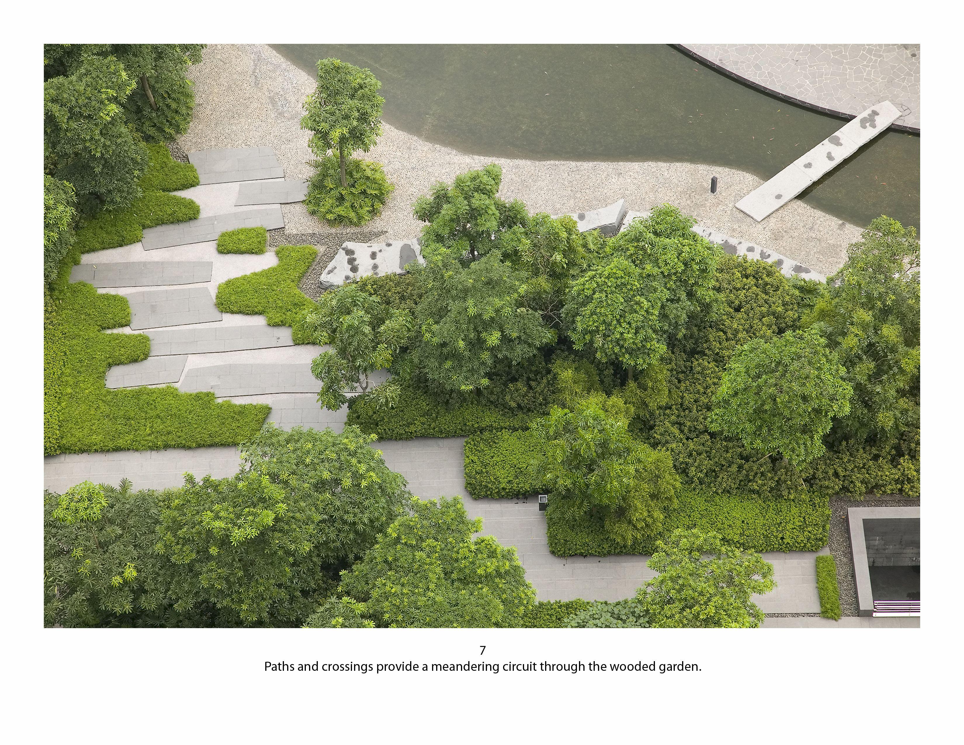 Asla Guangzhou Poly International Plaza Landscape Urban Landscape Design Landscape Design Modern Landscaping