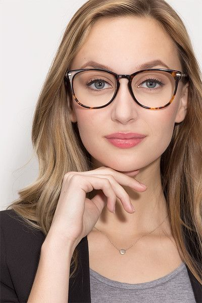a8835da45c9b Decadence Tortoise Acetate Eyeglasses from EyeBuyDirect. Discover  exceptional style