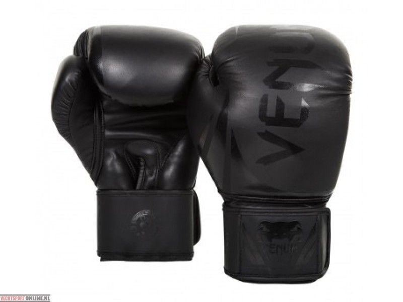 PRO BOX BLACK COLLECTION/' BLACK-WHITE LEATHER 3 IN 1 BAG KICK BOXING SPARRING