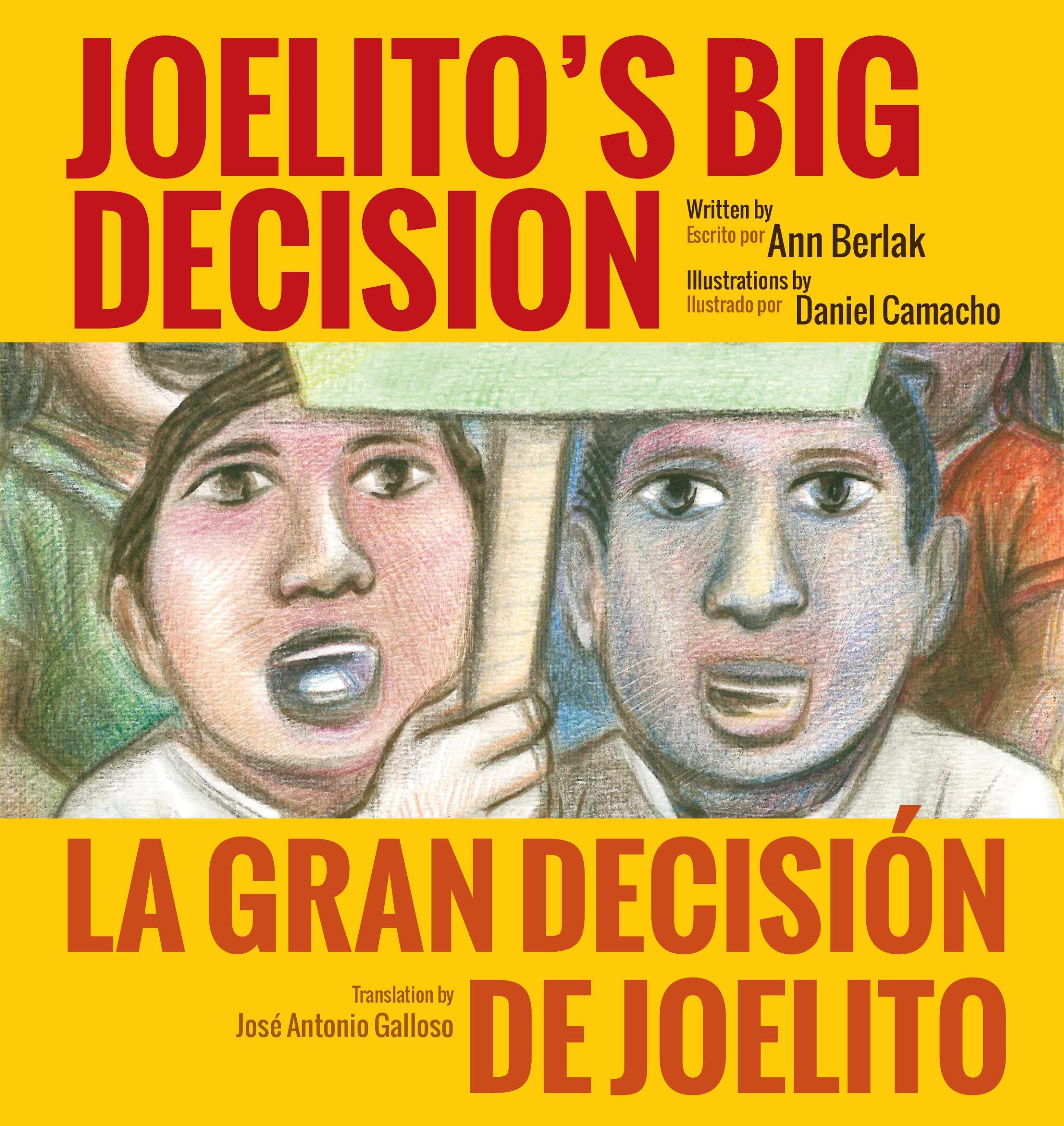 Review Joelito S Big Decision Multicultural Children S Book Day 学习sprachen Big Decisions Books Childrens Books