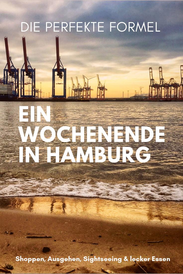 Ihr wollt ein Wochenende in Hamburg verbringen, aber seid immer noch auf der Suche nach dem perfekten Plan? Hier kommt die todsichere Formel: Shoppen, Ausgehen, Sightseeing – ausgewählte Tipps für einen Weekender, wie sie sonst nur Freunde von mir bekommen, wenn ich mich nicht persönlich um sie kümmern kann! Lest meinen Blogpost - und dann ab an die Elbe!