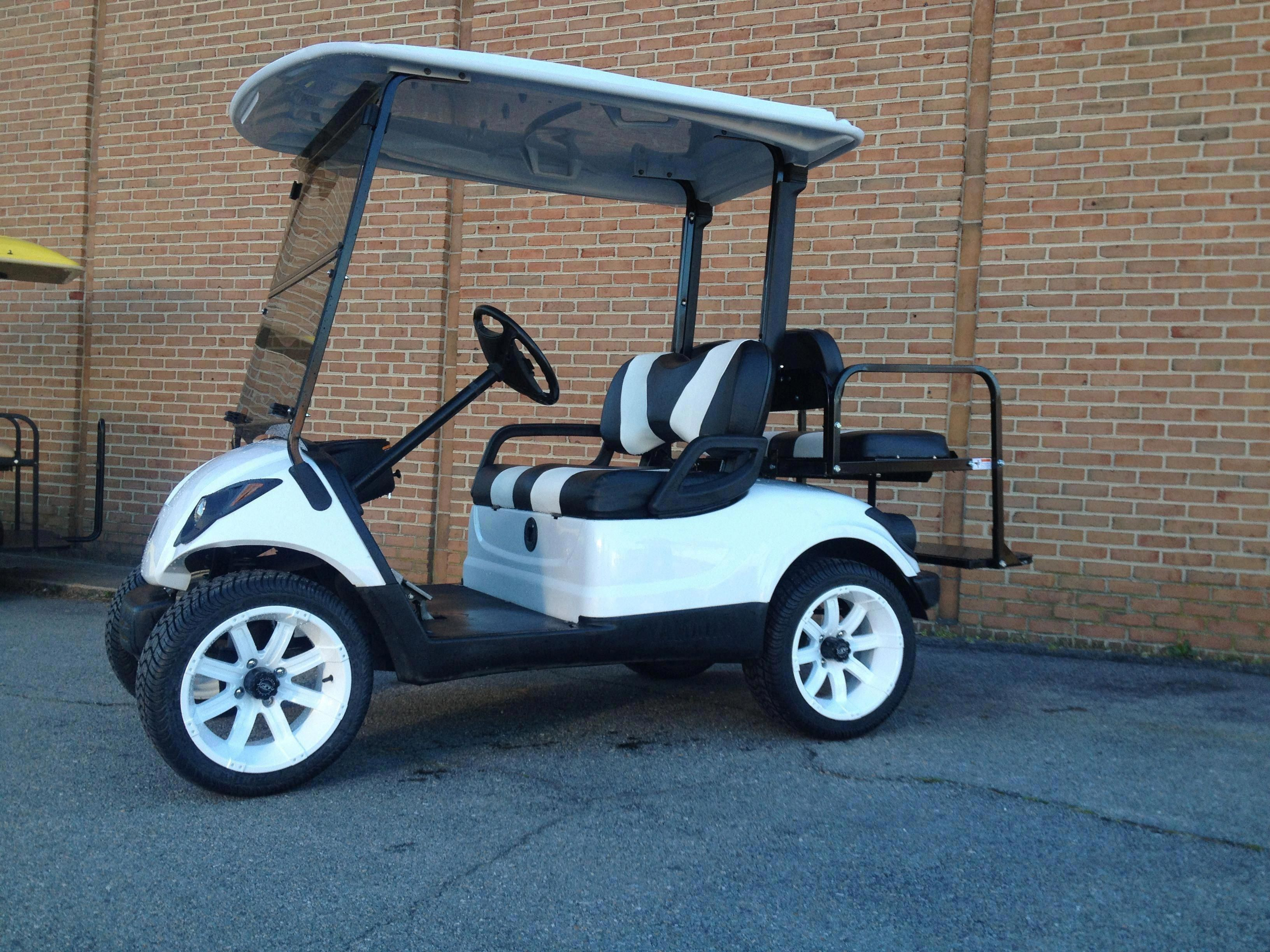 Pin By Car Battery Reconditioning On Golf Cart Battery Lift Kit With Images Golf Carts Custom Golf Carts Golf