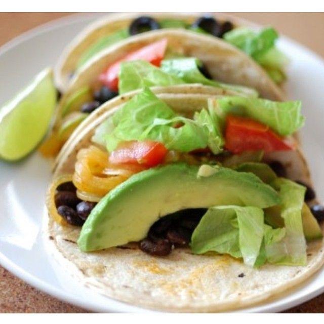 Vegan tacos #cookeatdelicious #vegan #vegetarian #vegantacos #healthyfoodtastessogood Follow other vegan recipes on Instagram @CookEatDelicious