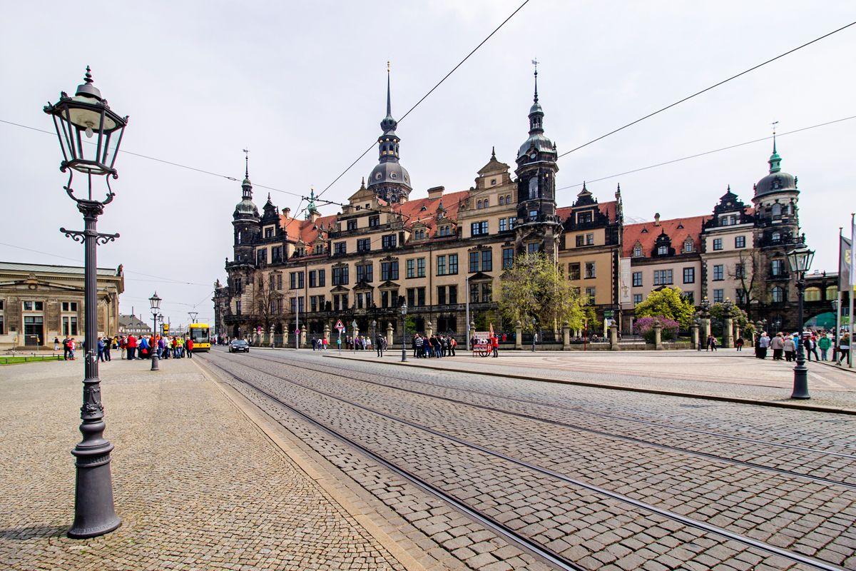 Dresden Royal Palace - Dresden, Sachsen