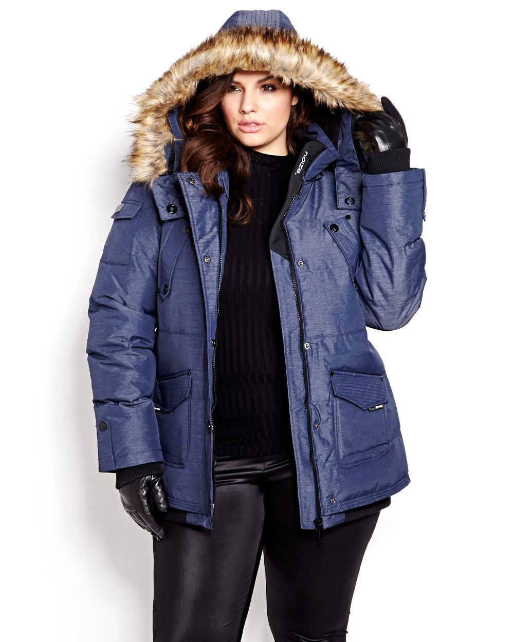 a2540e2d261 Noize Quilted Jacket