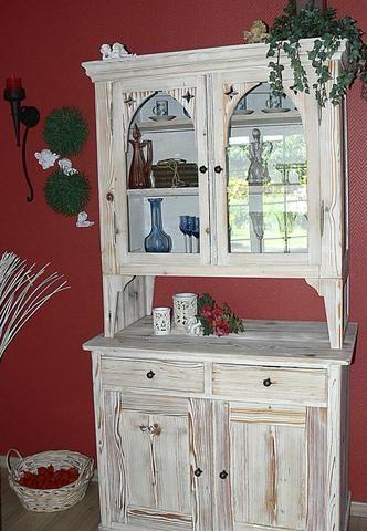 Antike möbel weiß lackieren  Restaurierung: alte Möbel weiß lackieren & mit Schriftzug versehen ...