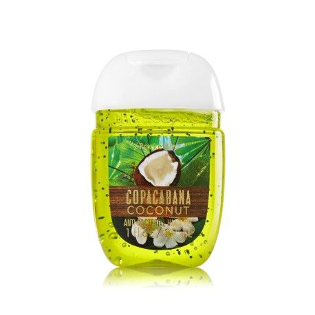 Mini Antibacterien Copacabana Coconut Bath And Body Works