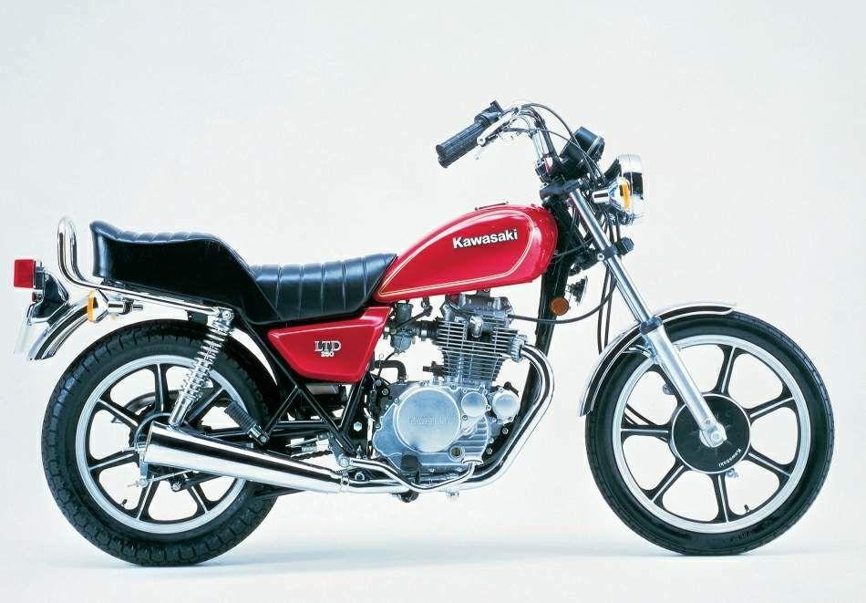 Kawasaki Z250ltd Kawasaki Classic Bikes Motorcycle Usa