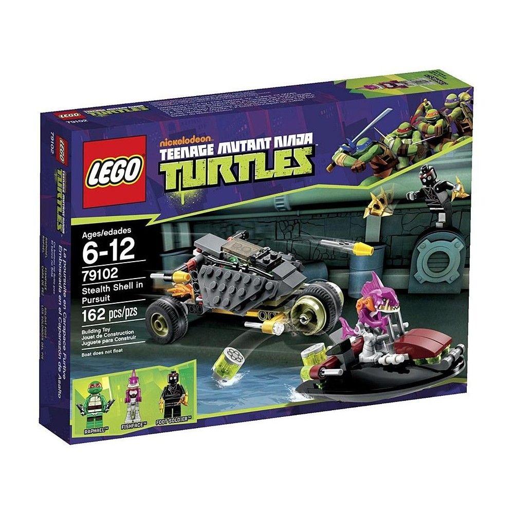 LEGO 79102 Stealth Shell in Pursuit TMNT Ninja Turtles