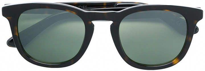 c72a3619eb0 Jimmy Choo Eyewear Ben 50 tortoiseshell sunglasses  JimmyChoo ...
