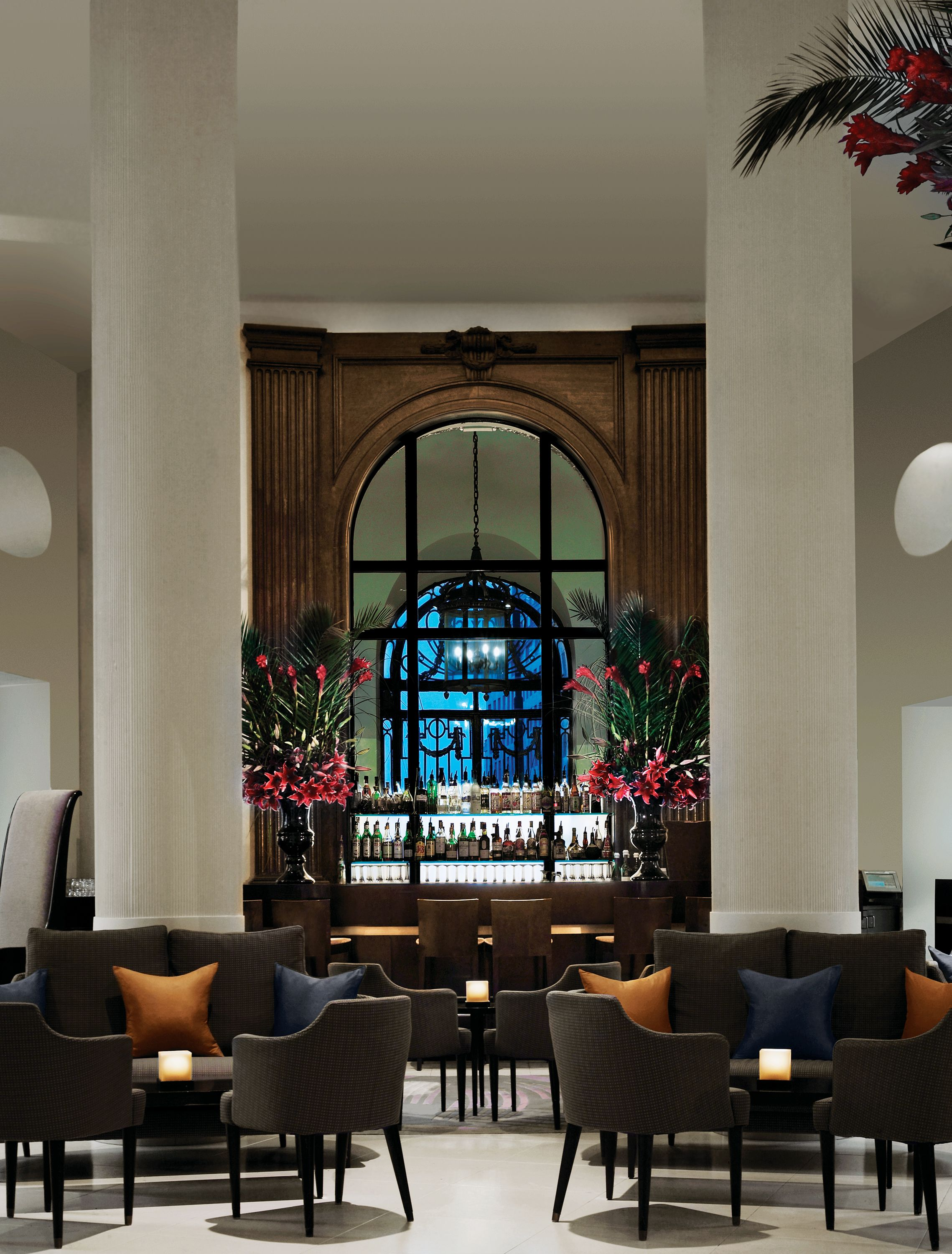 The Lobby Bar At One Aldwych A Tablet Hotel In Covent Garden