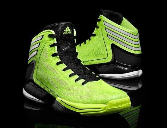 Adidas neon | Sneakers, Sport shoes men