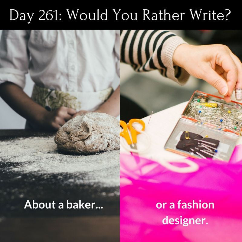 Writing Prompt Day 261 Fun Writing Prompts Creative Writing