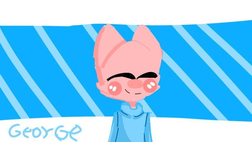 Roblox Piggy Fanfiction Mis Dibujos De Piggy Con Sabor A Kk In 2020 Piggy Disney Characters Roblox