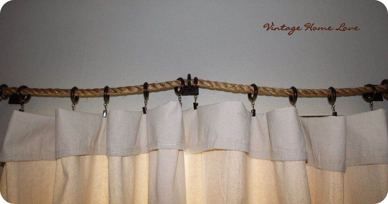 A Simple Guide To Rustic Curtains Ideas In 2020 Diy Curtain Rods