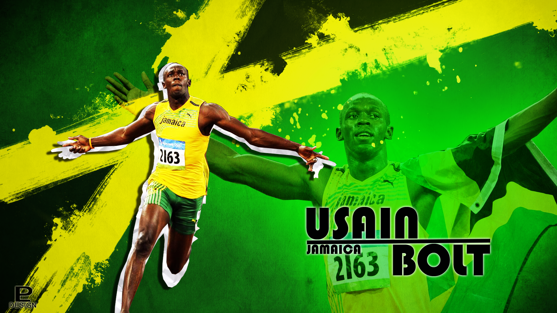 Usain Bolt Wallpaper HD