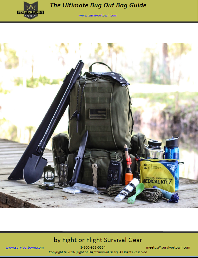 Our Comprehensive Guide To The Ultimate Bug Out Bag This Walk You Though Building Your Bob