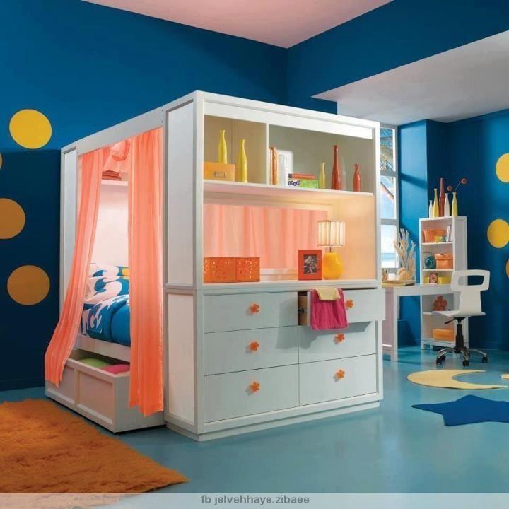 Selecting Beds For Kids Room Design 22 Beds And Modern Children Bedroom Ideas Modern Kids Bedroom Kids Room Design Awesome Bedrooms