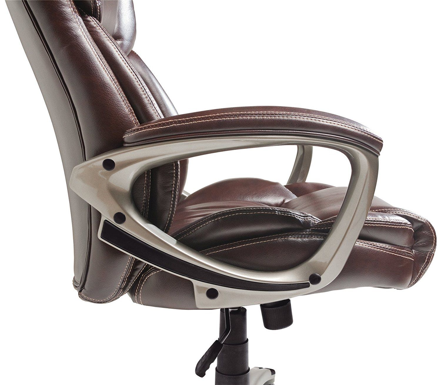awesome luxury serta leather office chair 63 in interior designing
