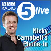 Listen to Nicky Campbell on Radioline
