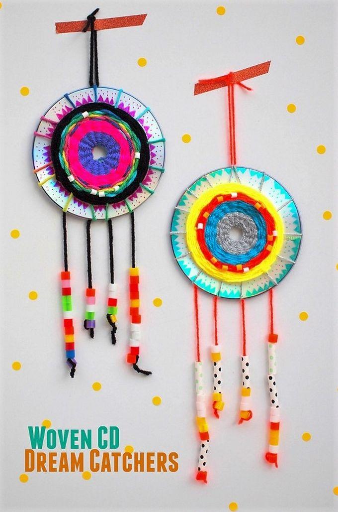 Creative Easy Amazing Crafts Diy Ideas Old Cd S Cd Crafts Dream