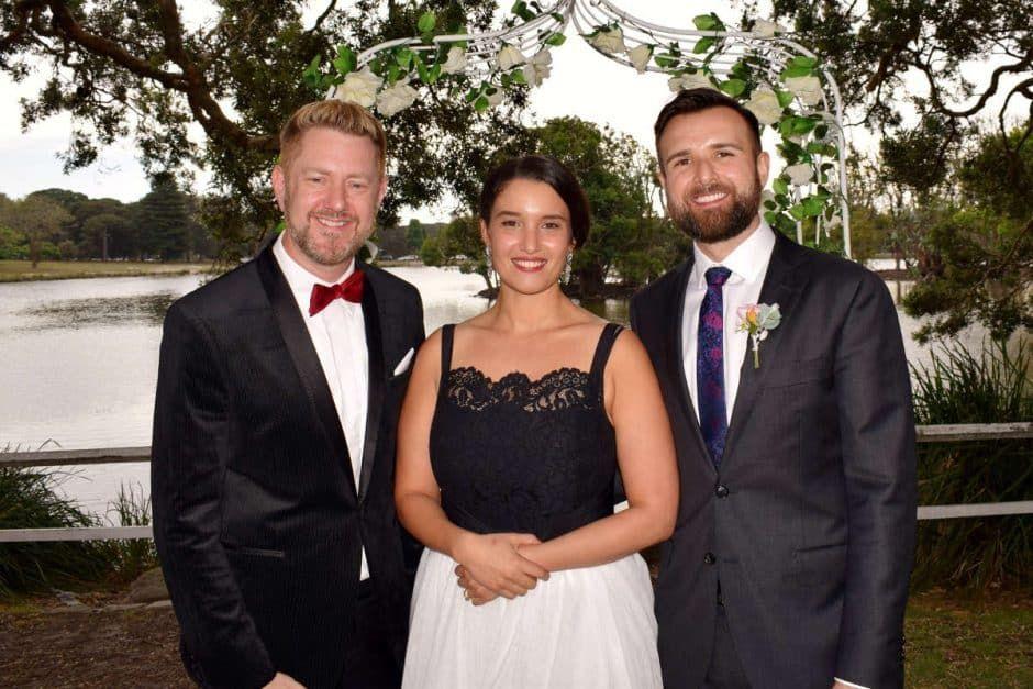 Photo Album Marriage celebrant, Marriage