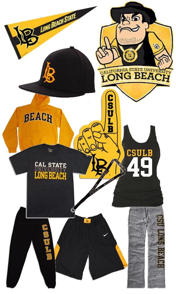 new arrival a0007 c9415 GO 49ers! Black and Gold. Cal State Long Beach | Show Your ...