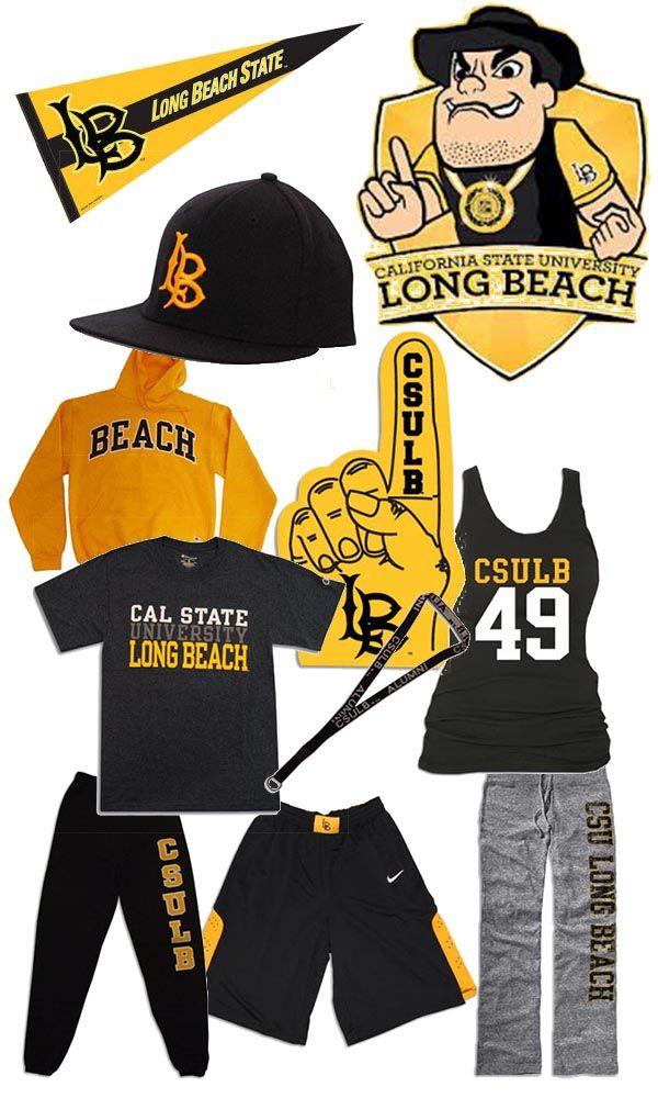 Go 49ers Black And Gold Cal State Long Beach Long Beach