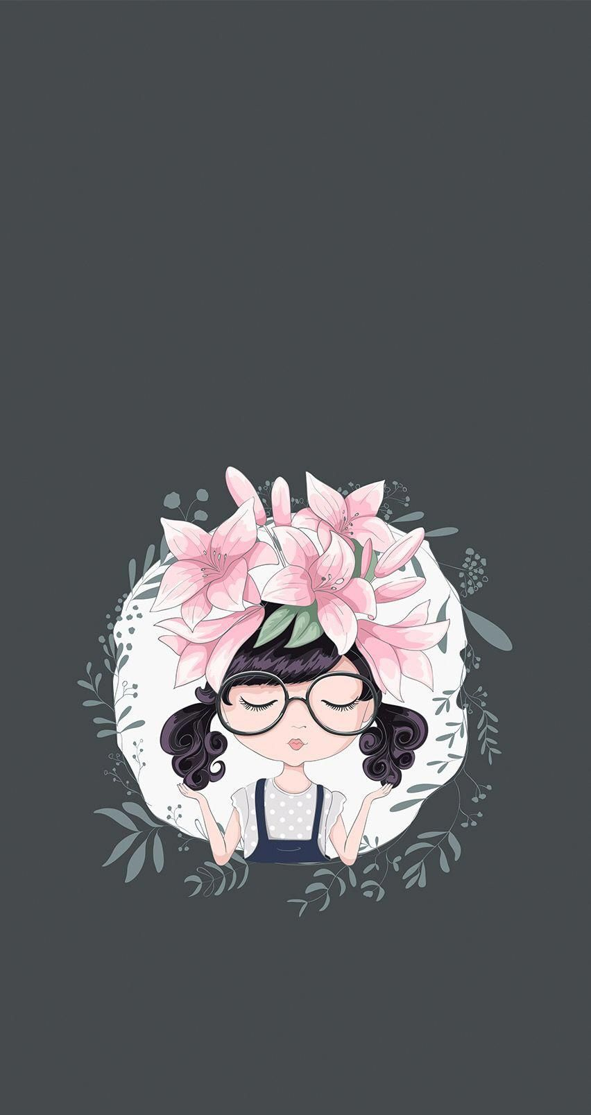Wallpapers Iphone Flowerswallpaperiphone Wallpaper Iphone Cute Cartoon Wallpaper Iphone Anime Wallpaper Iphone