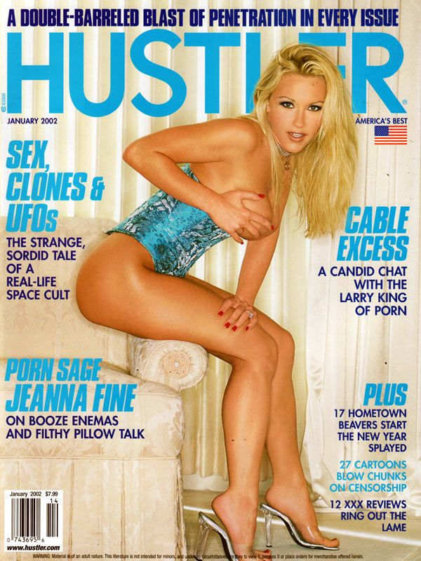 Veronica hustler january 1990 centerfold