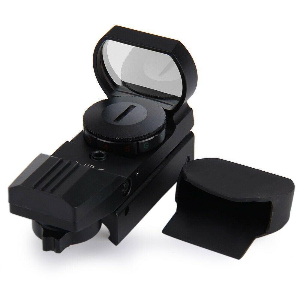 Red Dot Scope 11mm 20mm Dovetail Riflescope Reflex Optics Sight For Hunting