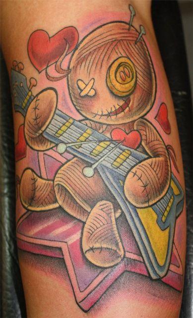 Tatuaje de Xavi Macipe - Mito Tattoo (Barcelona)